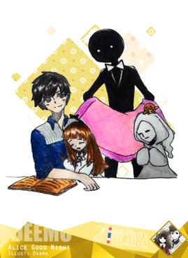 Okama - Alice Good Night