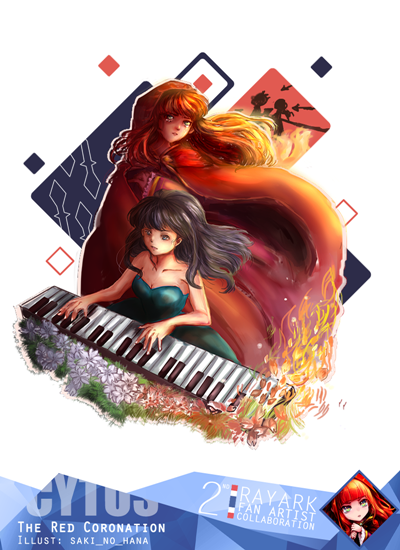 saki_no_hana - The Red Coronation
