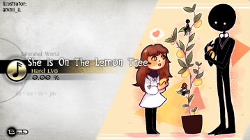 ammi_ll - She Is On The Lemon Tree_text