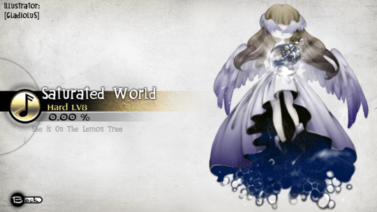 [GladioluS] - Saturated World_text
