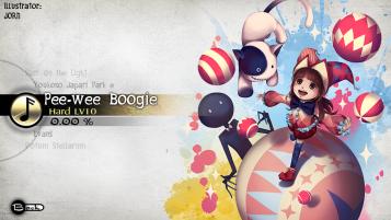 JORN - Pee-wee Boogie_text