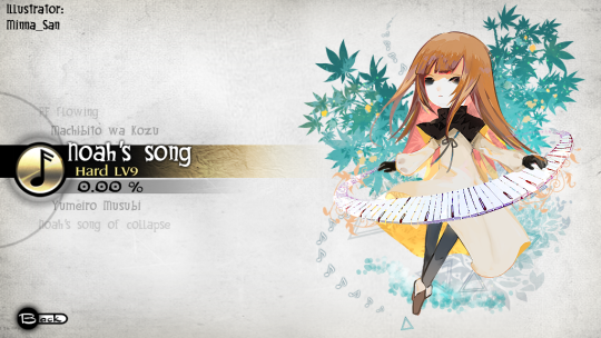 Minna_San - Noah's song_text