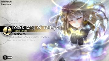 Naermarun - Noah's song of collapse_text