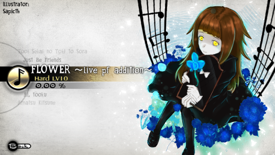 Sapicth - FLOWER ~live pf addition~_text
