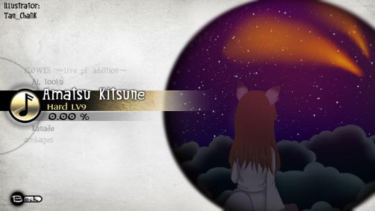 Tan_ChaNK - Amatsu kitsune_text